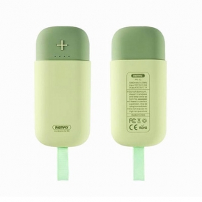 Power Bank Remax PPP-32 Verde 5000mAh