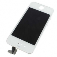 Touchscreen C/ Display Iphone 4G Branco (High Quality)