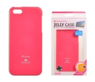 BOLSA GEL MERCURY IPHONE 5/5S ROSA