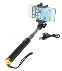 SELFIE STICK C/ BLUETOOTH - GOLD