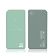 Power Bank Wireless Remax Proda PPP-33 10000mAh (Verde)