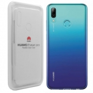 Bolsa Huawei P Smart 2019 Transparente Original (51992894)