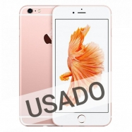 Smartphone Iphone 6s 64Gb Rose Gold (Grade A Usado)