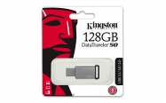 Pen Drive Kinsgton 128Gb Data Treveler 50