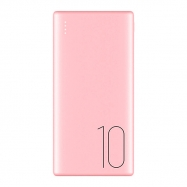 Power Bank Recci 1XUSB RU10000 (Rosa)