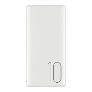 Power Bank Recci 1XUSB  RU10000 (cinza)